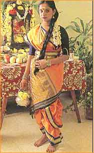 Costumes of Tamil Nadu