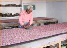 Farrukhabad Hand Printing