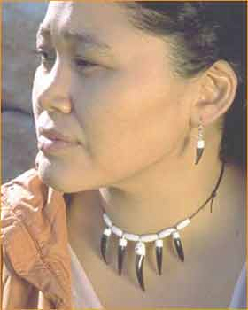 Greenlandic jewellery