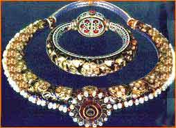 Kolhapur Jewellery
