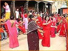 Teej Festival in Uttar Pradesh