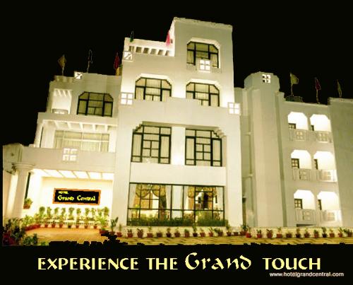 Hotel Grand Central, Bhubaneswar