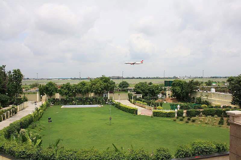 AIRPORT RESIDENCY HOTEL