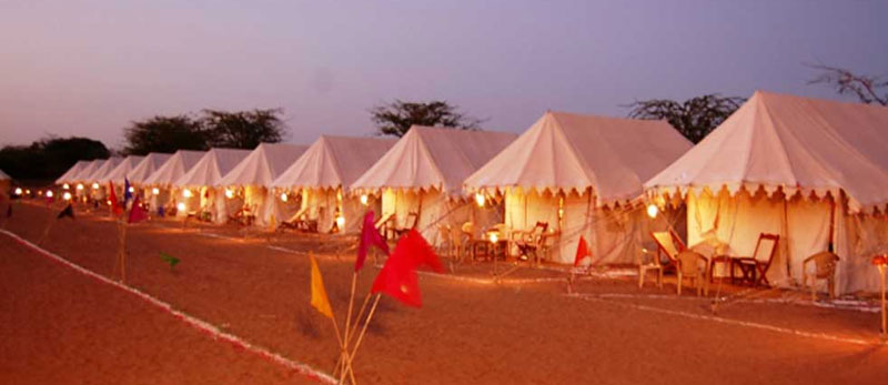Pushkar Tents