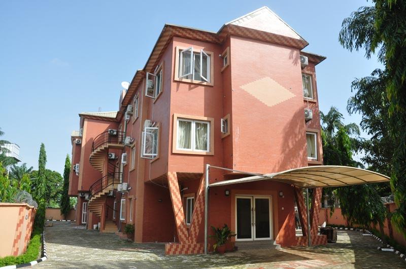 Chez Moi Apartments, Ikeja GRA, Lagos, Nigeria.