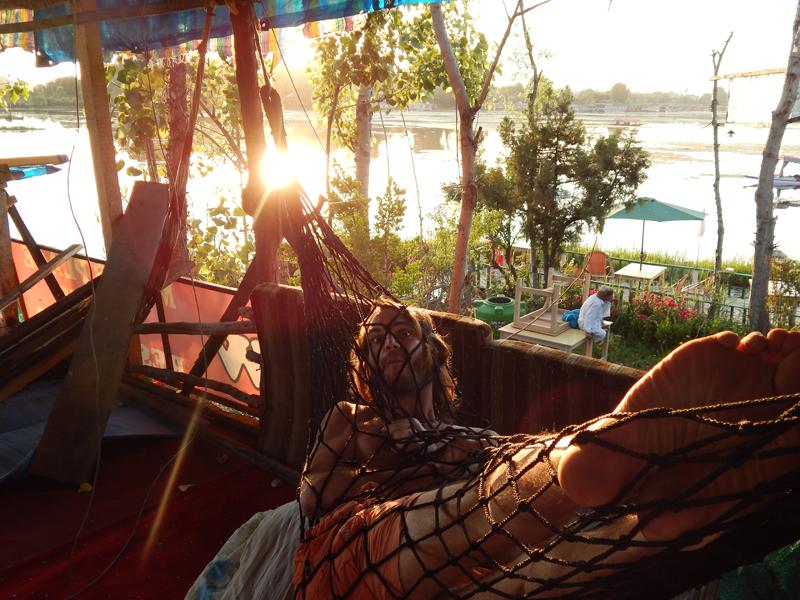Mac's place island  Resort  Kashmir