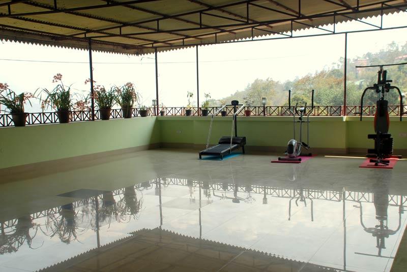 Gym / Yoga Centre