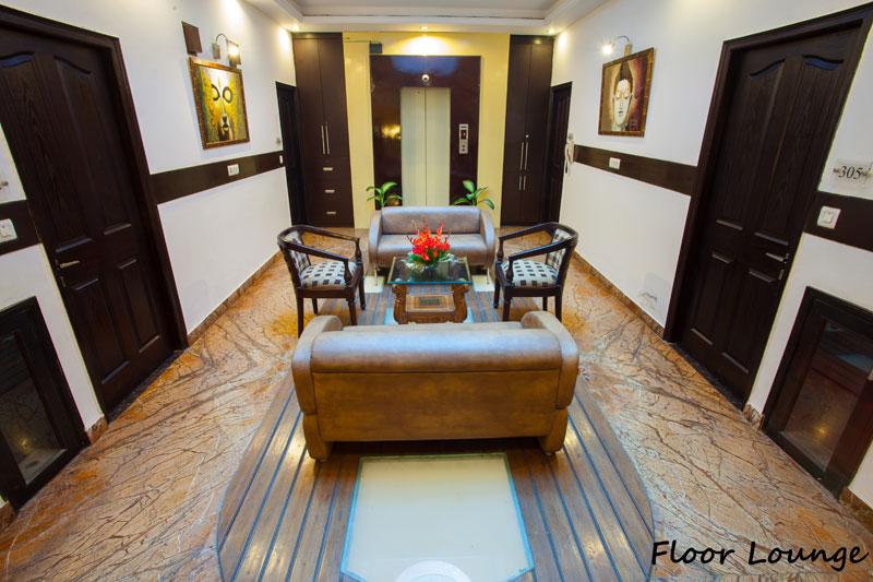 Lound 2nd floor