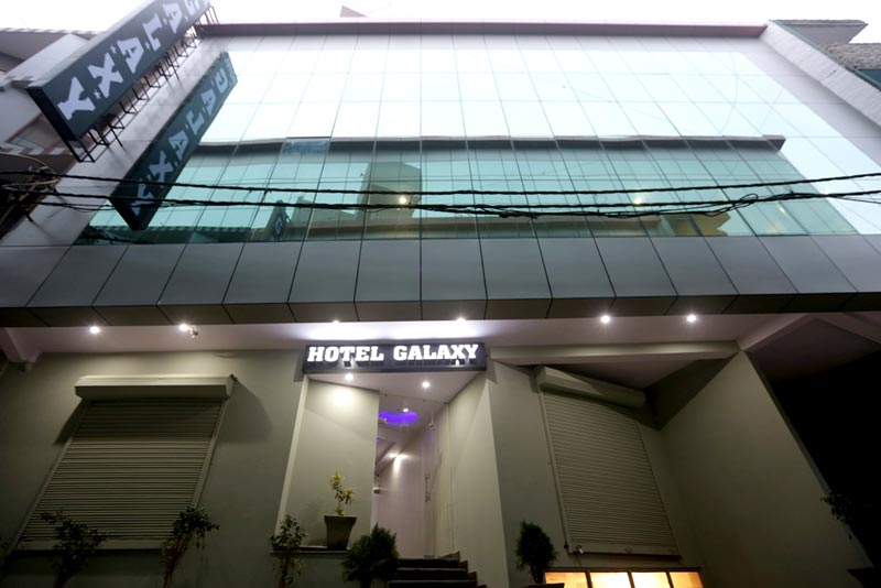 AIRPORT HOTEL GALAXY