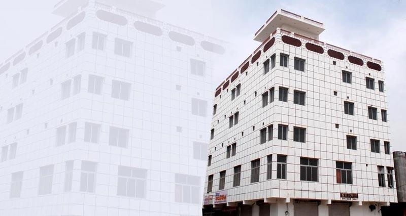 hotel gaytri palace, nokha