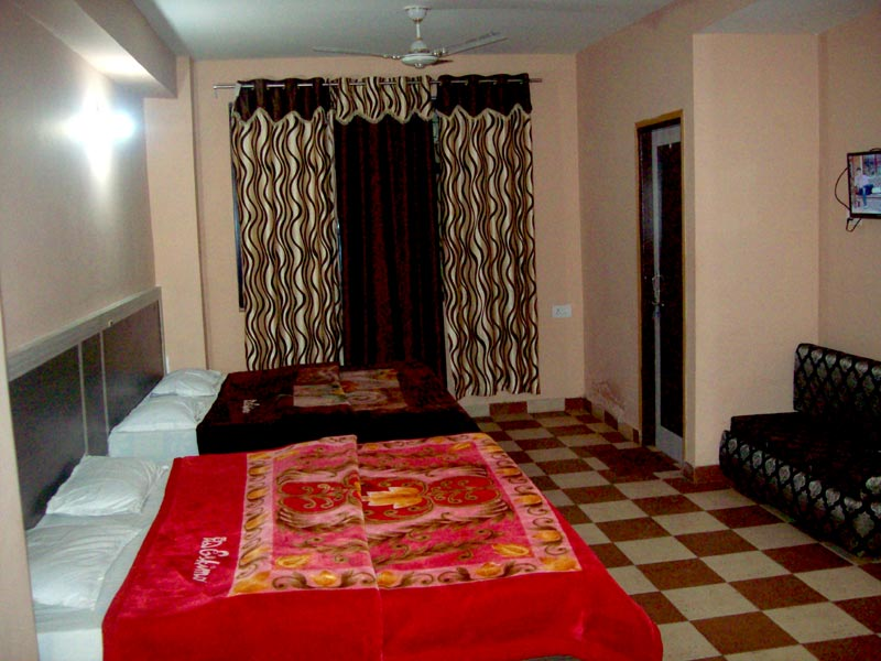 Inner Bed Room View