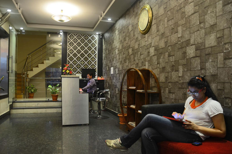 Chitra Grand Hotel, Haridwar