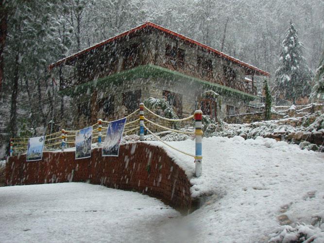 Snow in Kosi