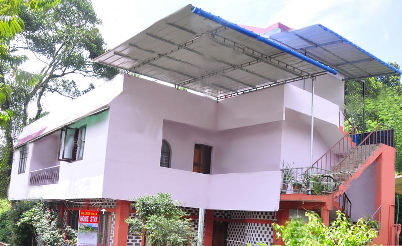 hilltopvilla home stay