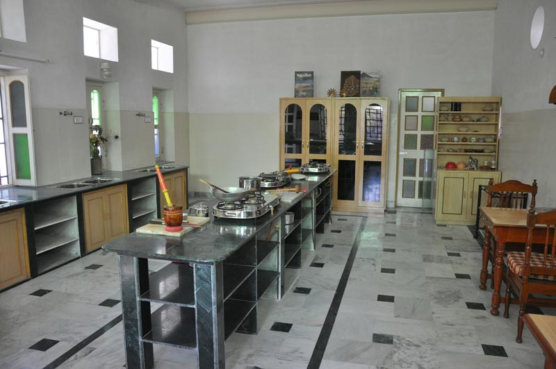Kitchen for the Cooking Classes