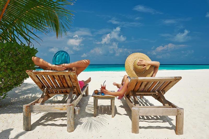 Beach Sun Bed