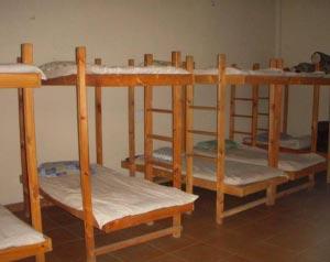 Dormitory Facility 2 Rooms Capacity 18 Each