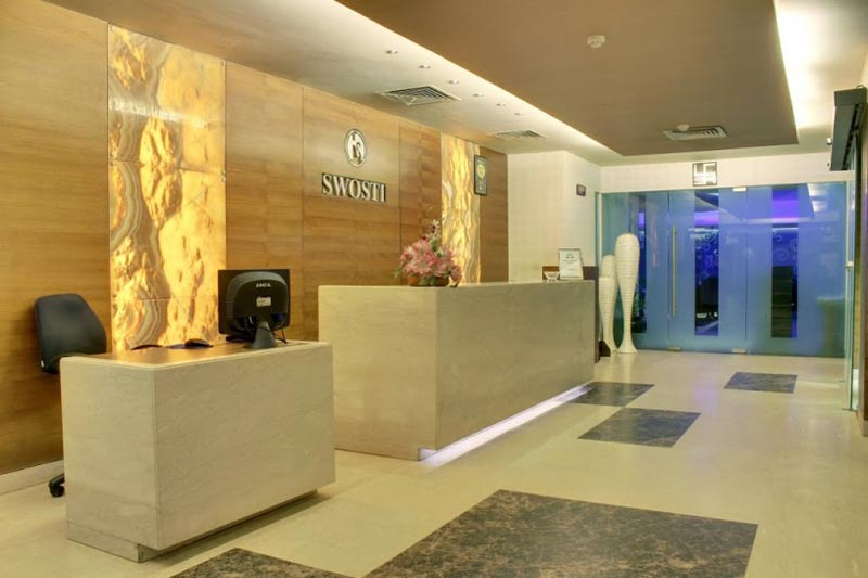 Hotel Swosti Front Office