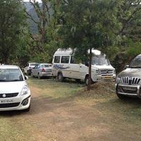 Parking at Resort