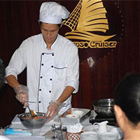 Cooking Class on the Cruise