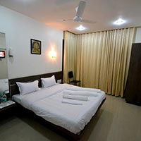 Twin Sharing super deluxe room non AC