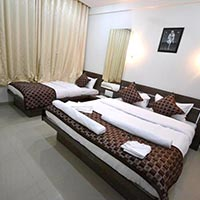 Triple Sharing super deluxe AC room
