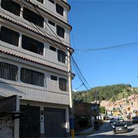 Peru Bergsport Main Building