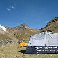 Peru Bergsport Hostel Hikings to Huayhuash