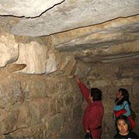 Chavin Ruins Inside