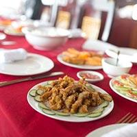 Lunch at Papaya Cruise