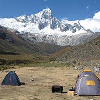 Taullipampa camp site
