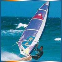 Eastern Cape Board Sailing