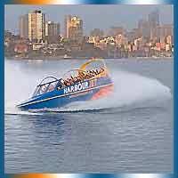 Jet boat ride deals sydney