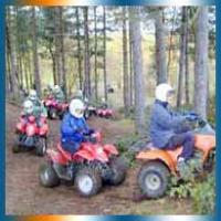 Quad Biking in Wales