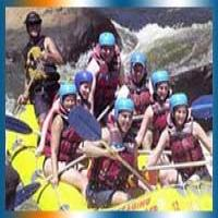River Rafting in Kashmir Valleys