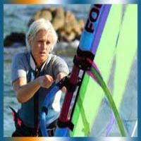 Windsurfing in Araucania