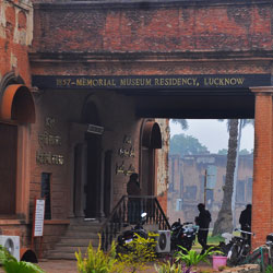 1857 Memorial Museum, Residency Lucknow in Lucknow