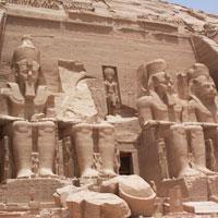 Abu Simbel Temples in Abu Simbel