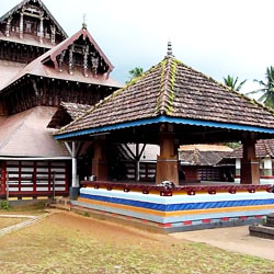 Adoor Temple in Kasaragod