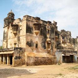 Aina Mahal in Bhuj