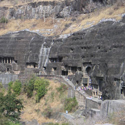 Ajanta and Ellora in Aurangabad
