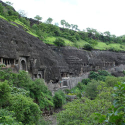 Ajanta Caves in Aurangabad