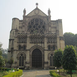 All Saint Cathedral in Allahabad