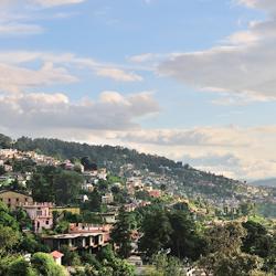 Almora Hills in Almora