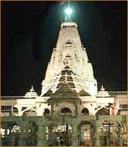 Ambaji Temple in Ambaji