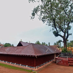 Anantheshwar Temple in Kasaragod