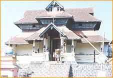 Aranmula Temple in Thiruvananthapuram