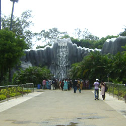 Arignar Anna Zoological Park in Chennai