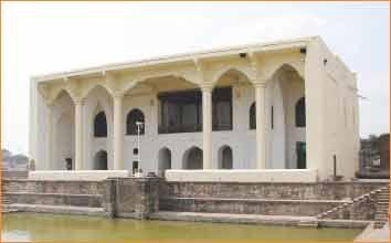 Asar Mahal in Bijapur