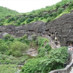 Aurangabad Caves in Aurangabad